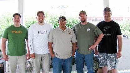 TCKA members and friends.