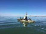 Brad Hole from Kayak Fishing Washington